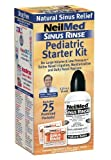 neilmed sinus rinse pediatric starter kit 25 sachets