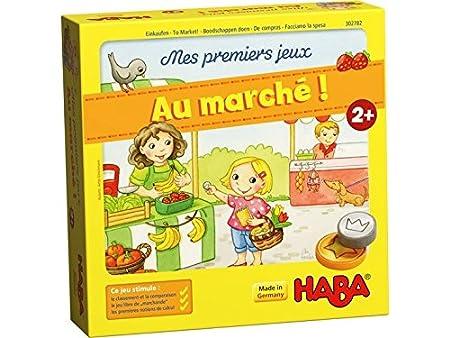 Mes premiers jeux : Au marché ! - Haba