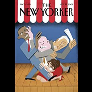 The New Yorker, October 27th, 2008 (Jane Mayer, Raffi Khatchadourian, Peter Schjeldahl) | [The New Yorker]