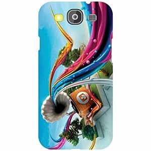 Printland Designer Back Cover for Samsung Galaxy S3 Neo Case Cover