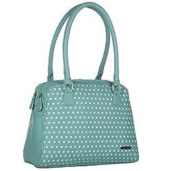Peperone Women's Handbag (Mint)
