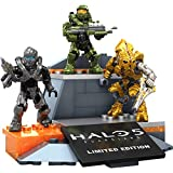 SDCC 2015 Exclusive Halo 5 Mega Bloks 3 Figure Set