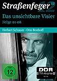 Straßenfeger 12 - Das unsichtbare Visier, Folge 01-08 [4 DVDs]