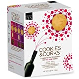 Cookies & Corks Red Wine Pairing, 6.92-Ounce Boxes (Pack of 3)