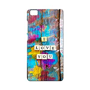 BLUEDIO Designer Printed Back case cover for Coolpad Note 3 - G1529