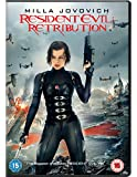 Resident Evil: Retribution [DVD] [2012]