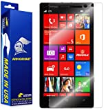ArmorSuit MilitaryShield - Nokia Lumia Icon Screen Protector Anti-Bubble Ultra HD - Extreme Clarity & Touch Responsive Shield with Lifetime Free Replacements - Retail Packaging