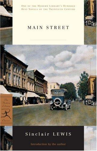 Main Street: (A Modern Library E-Book)