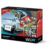 Nintendo Wii-U 32GB Mario Kart 8 Deluxe Set System Bundle