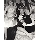 Adam Faith with rank starlets (V&A Custom Print)