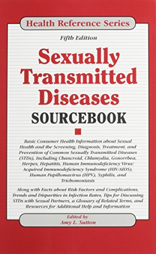 Sexually Transmitted Diseases Sourcebook