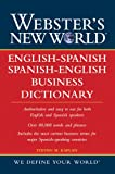 img - for Webster's New World English-Spanish/Spanish-English Business Dictionary book / textbook / text book