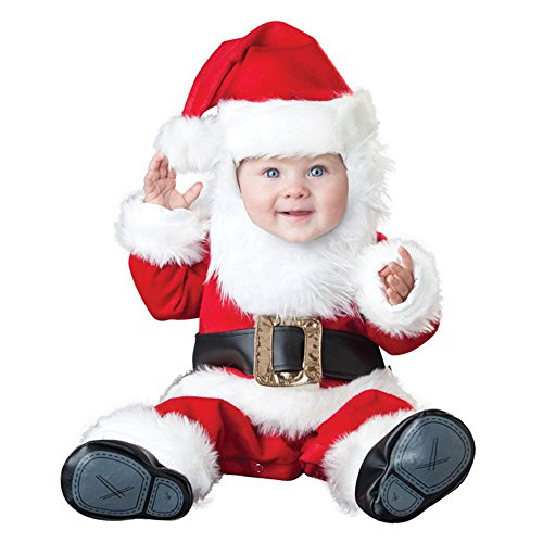 Little Garden Gnome Infant Toddler-Costume Baby Body regalo di natale