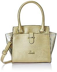 Lavie Women's Handbag (Gold)