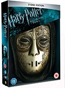 Harry Potter And The Half-Blood Prince - Limited Death Eater Mask Edition (Amazon.co.uk Exclusive) [DVD]