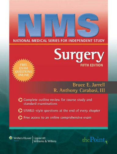 NMS Surgery, 5th Edition (National Medical Series for...
