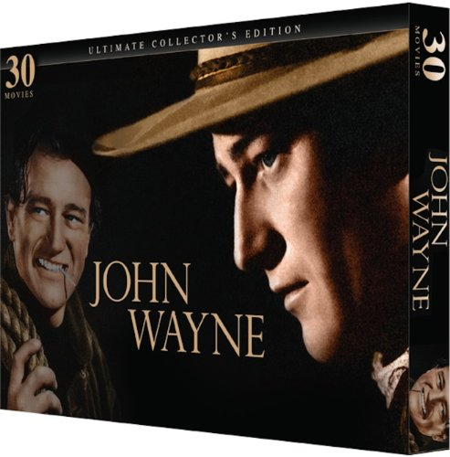 John Wayne-Ultimate Collector's Edition