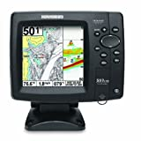Humminbird 407920-1 Fishfinder 597ci HD GPS Combo