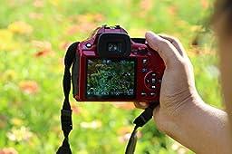 Pentax K-30 Digital Camera (Body Only) (Red)