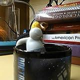 M. Tea Infuser Herbe Silicone Passoire à thé Filtre