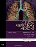 img - for Clinical Respiratory Medicine: Expert Consult - Online and Print, 3e (Expert Consult Online + Print) book / textbook / text book