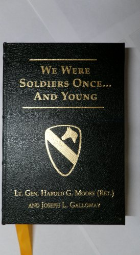 we were soldiers once and young book We were soldiers once    and young - ia drang, the battle that changed the war in vietnam by moore, harold g, lt gen, usa, (ret) and galloway, joseph l and a great selection of similar used, new and collectible books available now at abebookscom.