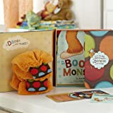 Josie Bissett Boogie Monster Dance Kit [With Plush Boogie Legs Socks and CD (Audio)]