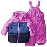 Osh Kosh B'gosh Little Girls 2pc Snow Suit (4T, Purple)