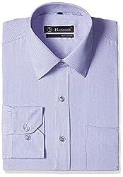 Hancock Men's Formal Shirt (4515pink_40)