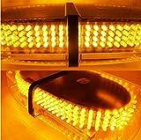 FuriAuto helle 240 LED Blitzleuchten Warnung Mini Bar mit...