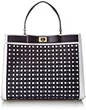 kate spade new york Mayfair Drive Perforated Tullie Top Handle Bag