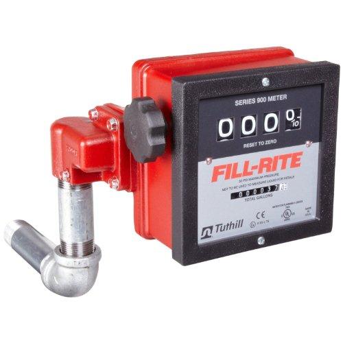 FR901M4200 1 Npt Mechanical Flow Fuel meter (Fill Rite)