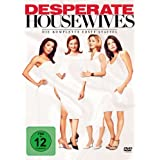 "Desperate Housewives - Die komplette erste Staffel (6 DVDs)von ""Teri Hatcher"""