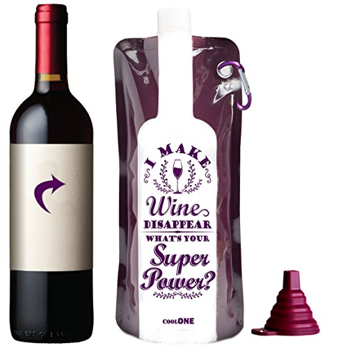 Take-a-Wine-Foldable-and-Unbreakable-Wine-Bottle-Reusable-Wine-Flask-the-Flexible-Travel-Wine-Bag-Perfect-for-Camping-Hiking-Beach-Pool-Parties-3-Free-Gifts-Snap-Hook-Silicone-Funnel-Cocktails-Ebook-F