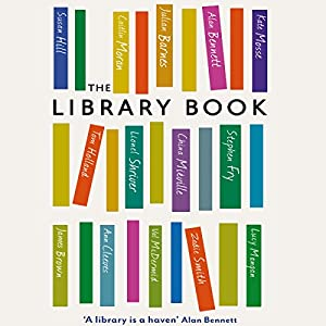 The Library Book Audiobook