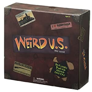 Weird Games USA