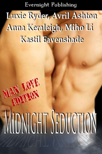 Midnight Seduction: Man Love Book Cover