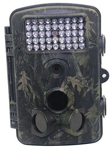 Abk Outdoor 12Mp 120° Wide Angle Trophy Cam Waterproof 42 Ir Led Hd Hunting Trail Camera With Night Vision