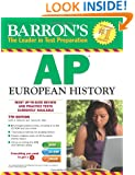 Barron's AP European History, 7th Edition (Revised)