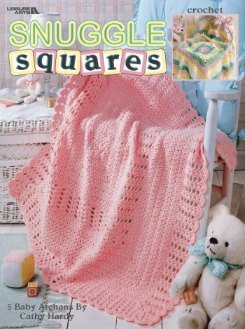 Snuggle Squares - Crochet Patterns front-958693
