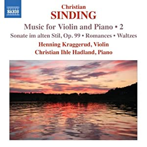 V 2: Music for Violin and Pian