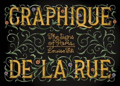 Graphique de la rue : the signs of Paris