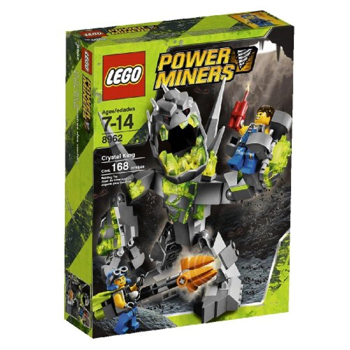 [해외] LEGO POWER MINERS CRYSTAL KING (8962)-4540806
