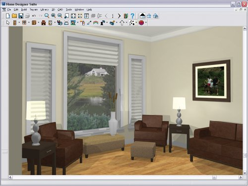 About Home and Garden: Chief Architect Home Designer Suite 9.0