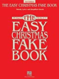 Easy Christmas Fake Book, The - Songbook