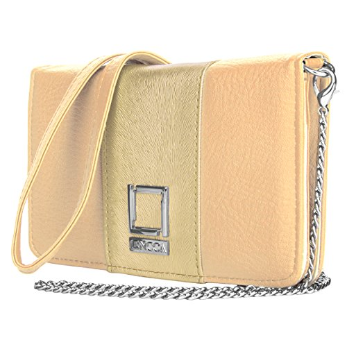 lencca-kyma-vegan-leather-crossbody-smartphone-clutch-wallet-purse-with-removable-chain-shoulder-str