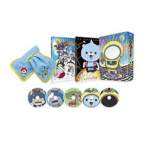 妖怪ウォッチ DVD BOX4(ジバニャン&USAピョンネックウォーマー付)