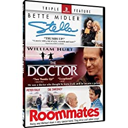The Doctor & Stella + Roommates - Triple Feature