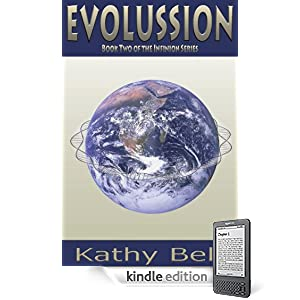 Infinion Book Two: Evolussion on Kindle