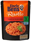 UNCLE BEN'S Express Tomato and Herb Risotto 250 g (Pack of 6)